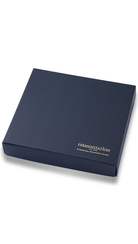 ファーメンステーション オリジナルギフトボックス